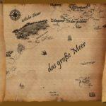 Seekarte rund um Amdir